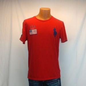 Polo by Ralph Lauren Custom Fit Short Sleeve Shirt